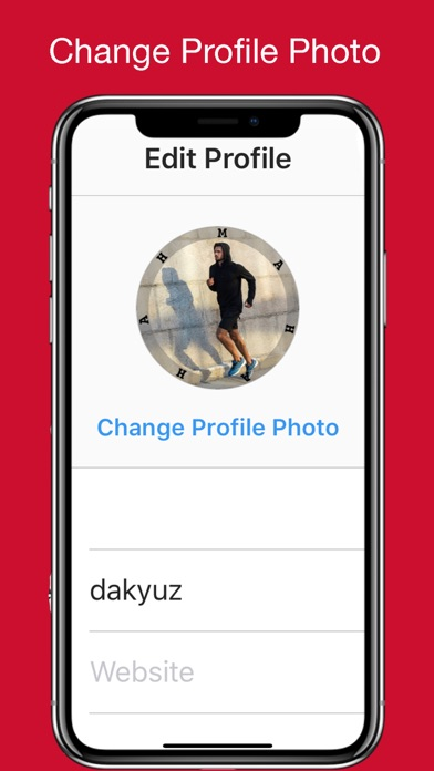 ProfileBorder for Instagram Screenshot 3
