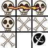 Крестики-нолики - Хеллоуин