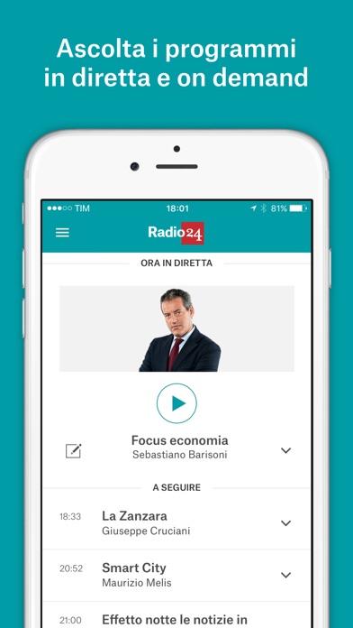 Screenshot of Radio 241