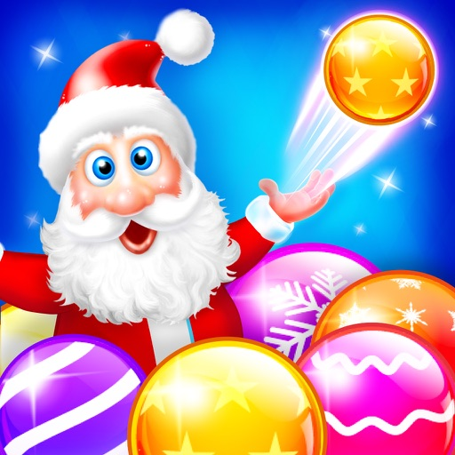 Bubble Shooter - Christmas Fun