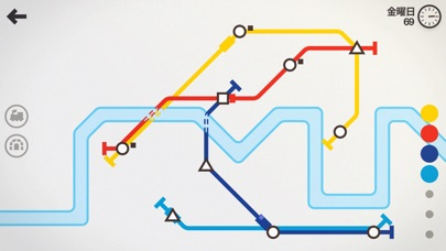Mini Metro screenshot1