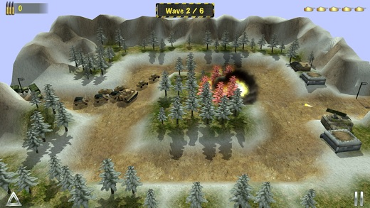 Concrete Defense - World War 2 Screenshots