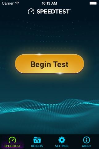 Speedtest by Ookla screenshot 4