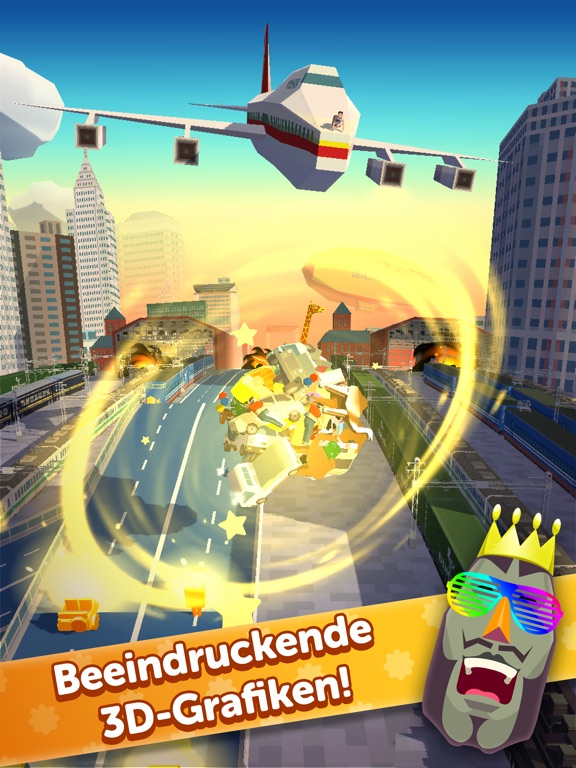 Screenshot 5 AMAZING KATAMARI DAMACY