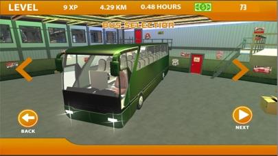 Тренер Bus Водитель 3d Скриншоты6
