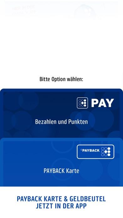 payback karte coupons geld app report on mobile action. Black Bedroom Furniture Sets. Home Design Ideas