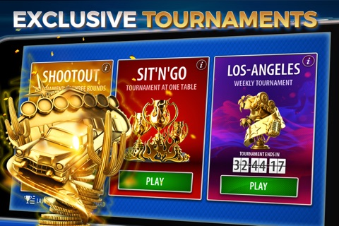 Texas Holdem Poker: Pokerist screenshot 2
