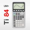 Incpt.Mobis - TI 84 Graphing Calculator UM+  artwork