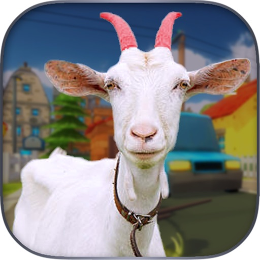 Crazy Goat Simulator Game 2017