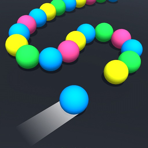Snake Balls app for iphone
