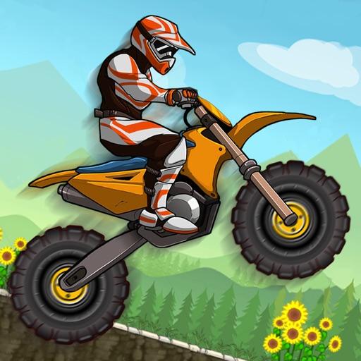 山地摩托车