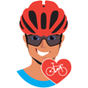 CyclEmoji - Bike Ride Emojis