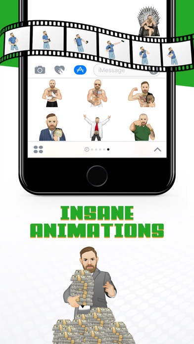 download MacMoji ™  by Conor McGregor apps 4