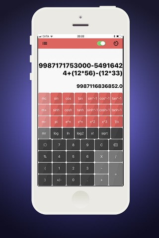 Calculator Fast Business screenshot 2