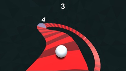 Screenshots of Twisty Road! for iPhone