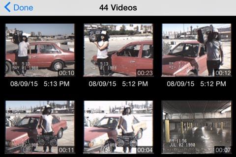 VHS Camcorder screenshot 3