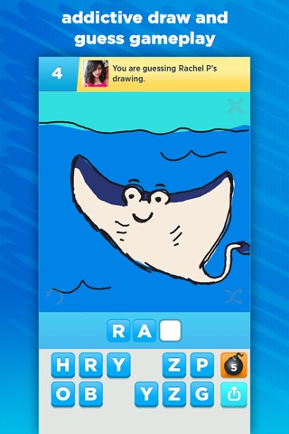 Draw Something screenshot 3