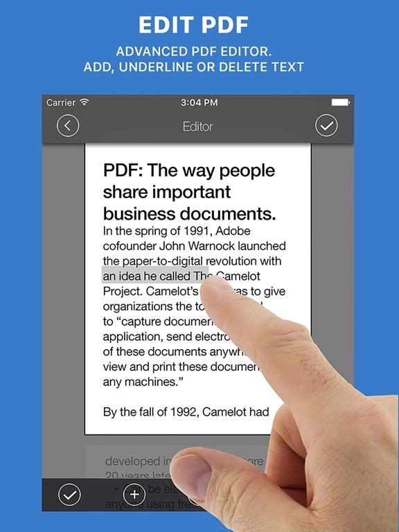 Documents Reader:files browser Screenshots