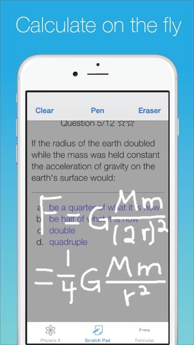Physics X Screenshots