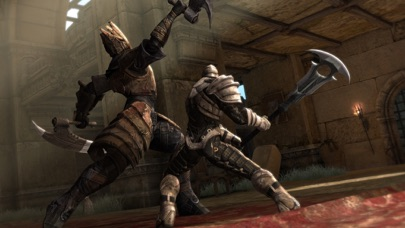 Infinity Blade II screenshot 3
