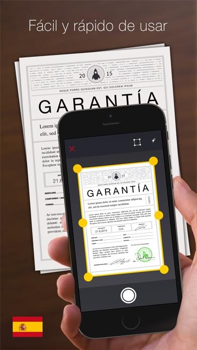 download My Scans, mejor app de escáner apps 3