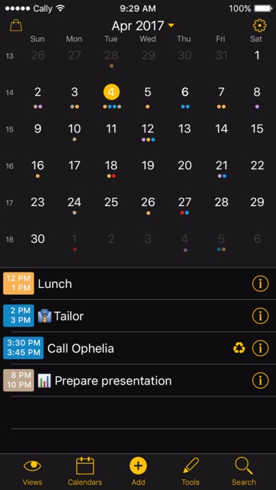 download Week Calendar apps 0