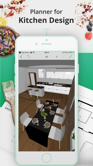 kitchen planner decorator app download android apk. Black Bedroom Furniture Sets. Home Design Ideas