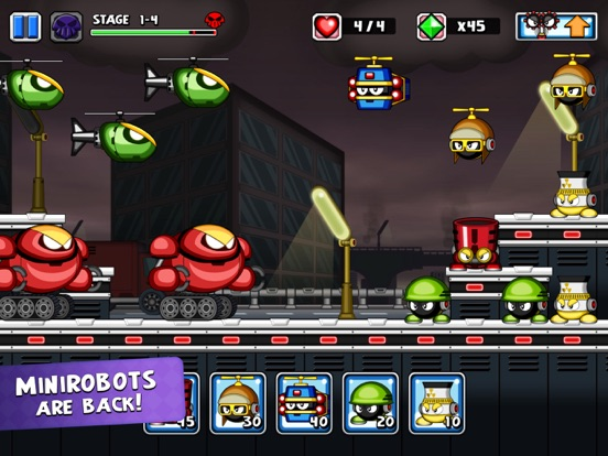Tiny Defense 2 Screenshots