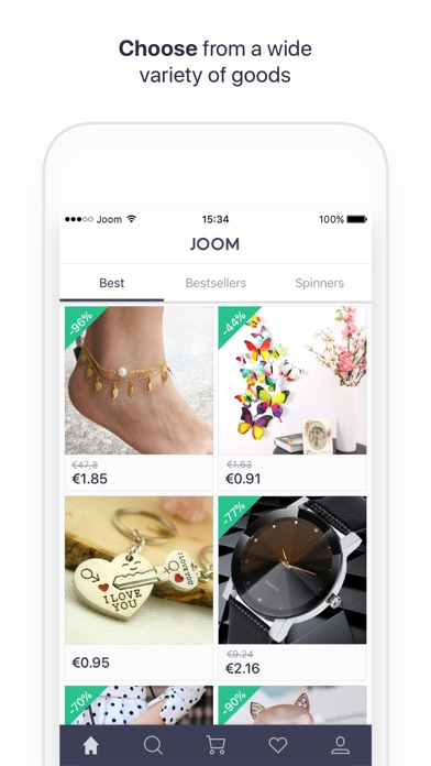 download Joom apps 0