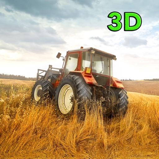 3D Virtual Farming Games 2019 iOS App
