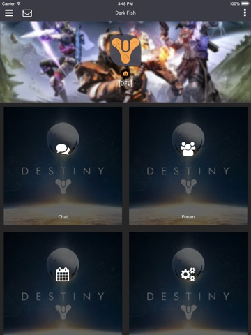 FAF - Find a Fireteam & LFG Companion for Destiny screenshot 2