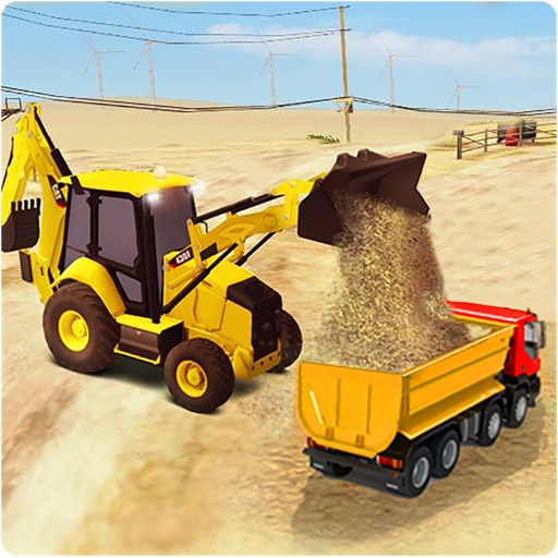 Heavy Duty Construction Game