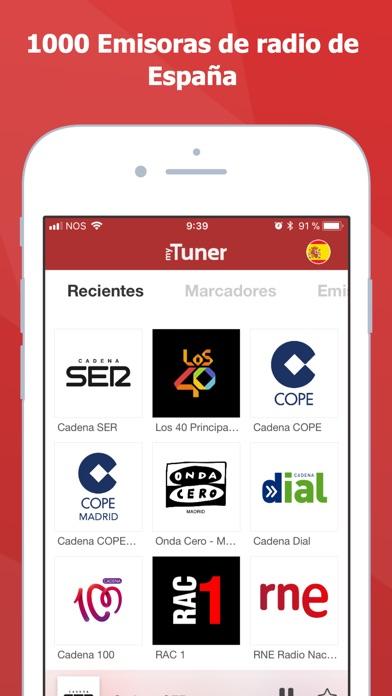 download myTuner Radio España apps 0