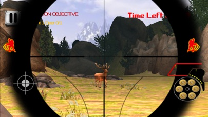 Wild Deer Hunting Deadly Shoot screenshot 1