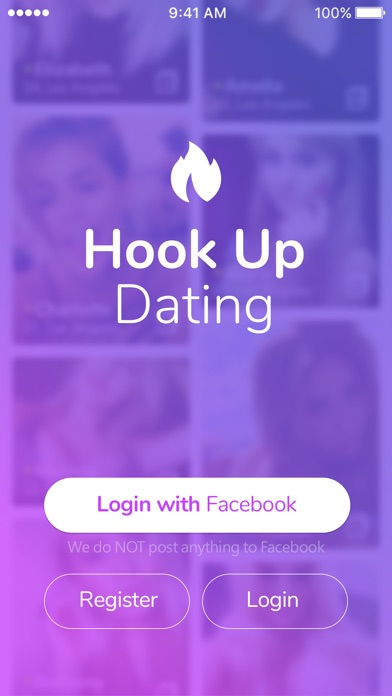 hook up mobile application