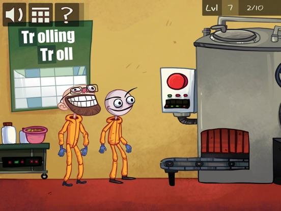 Troll Face Quest TV Shows для iPad