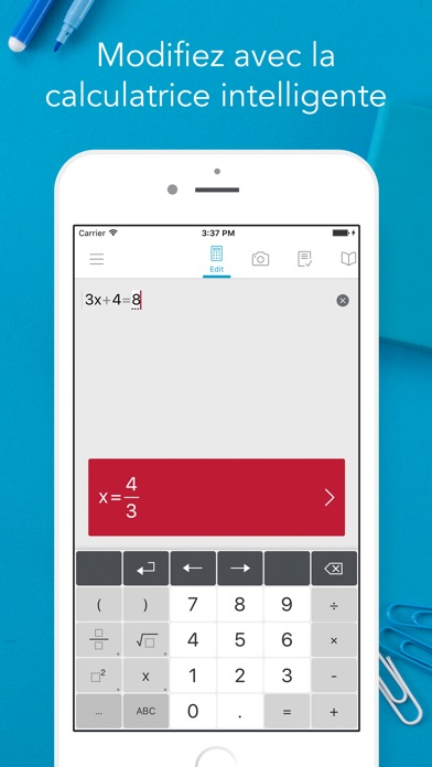 download Photomath - Photo Calculatrice apps 0