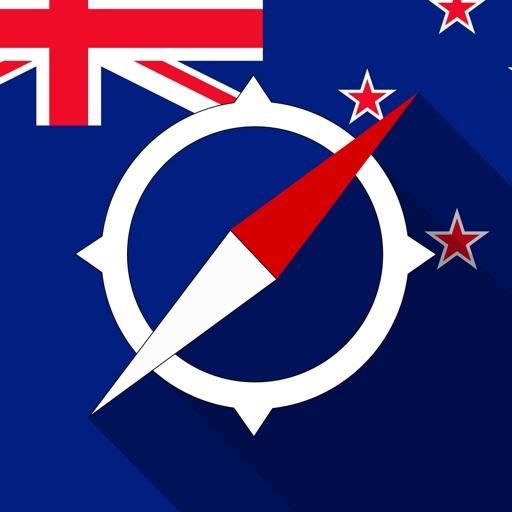 New Zealand Offline Navigation ɀ�过 Artsiom Yauseyeu