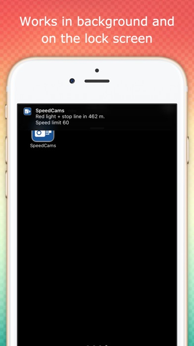 Антирадар офлайн -  радар детектор премиум Screenshot 3
