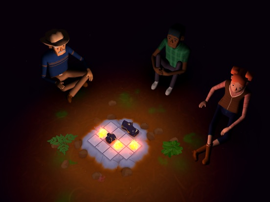 Screenshot 5 Campfire Cooking