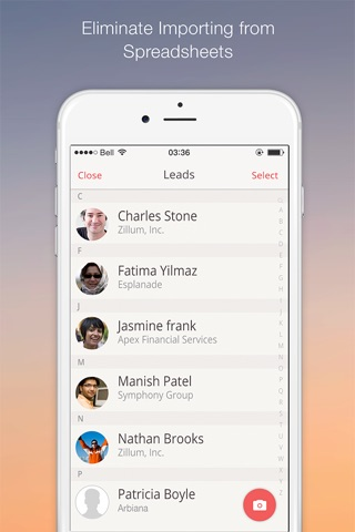 Leads screenshot 4