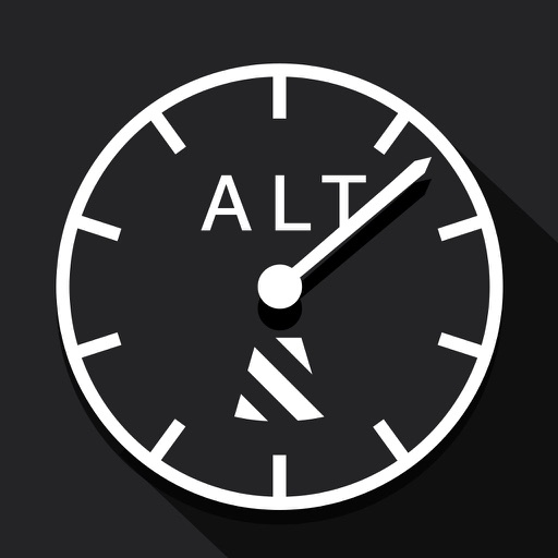 高度表:Altimeter+【驴友工具】