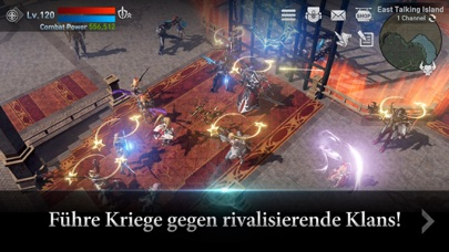 Screenshot 3 Lineage 2: Revolution