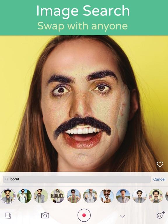 Face Swap Live Screenshots