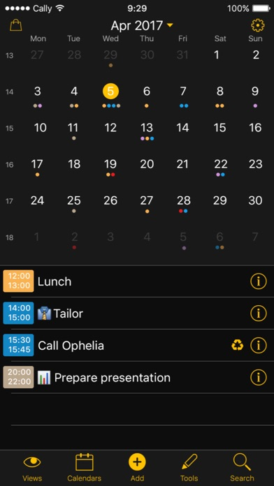 download Week Calendar apps 3