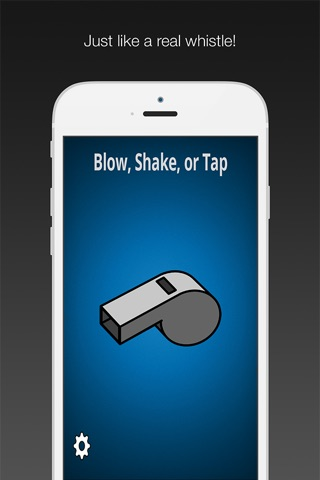 Blow Whistle screenshot 1