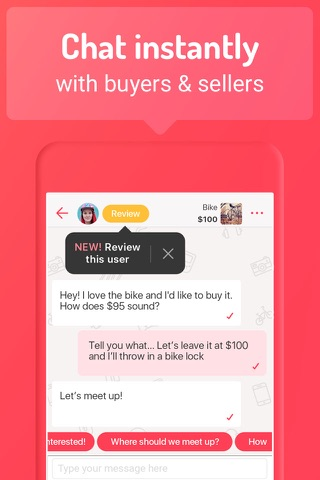 letgo: Buy & Sell Secondhand screenshot 3