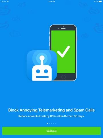 RoboKiller - Stop Spam Calls screenshot 1