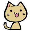 download Cat illustration sticker