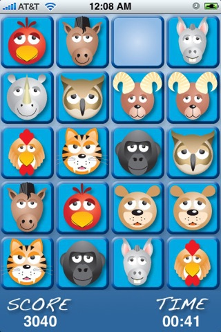AniMatch: Animal Matching Game screenshot 3